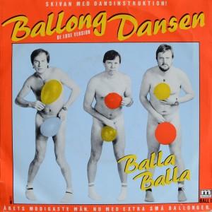 Ballong dansen