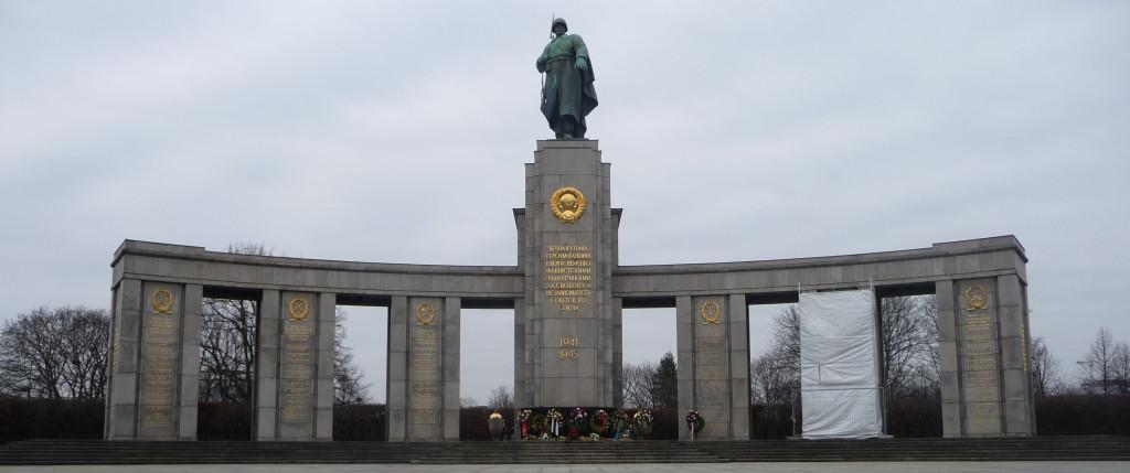 Sovjetiska krigsminnesmonumentet