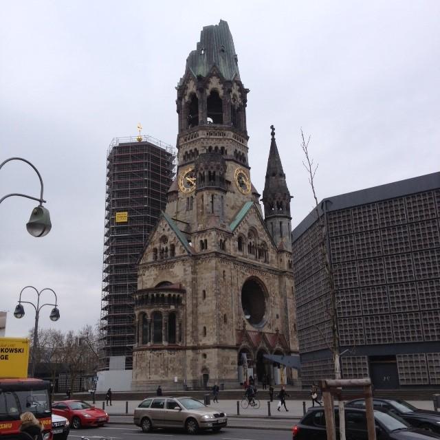 kyrka ruin