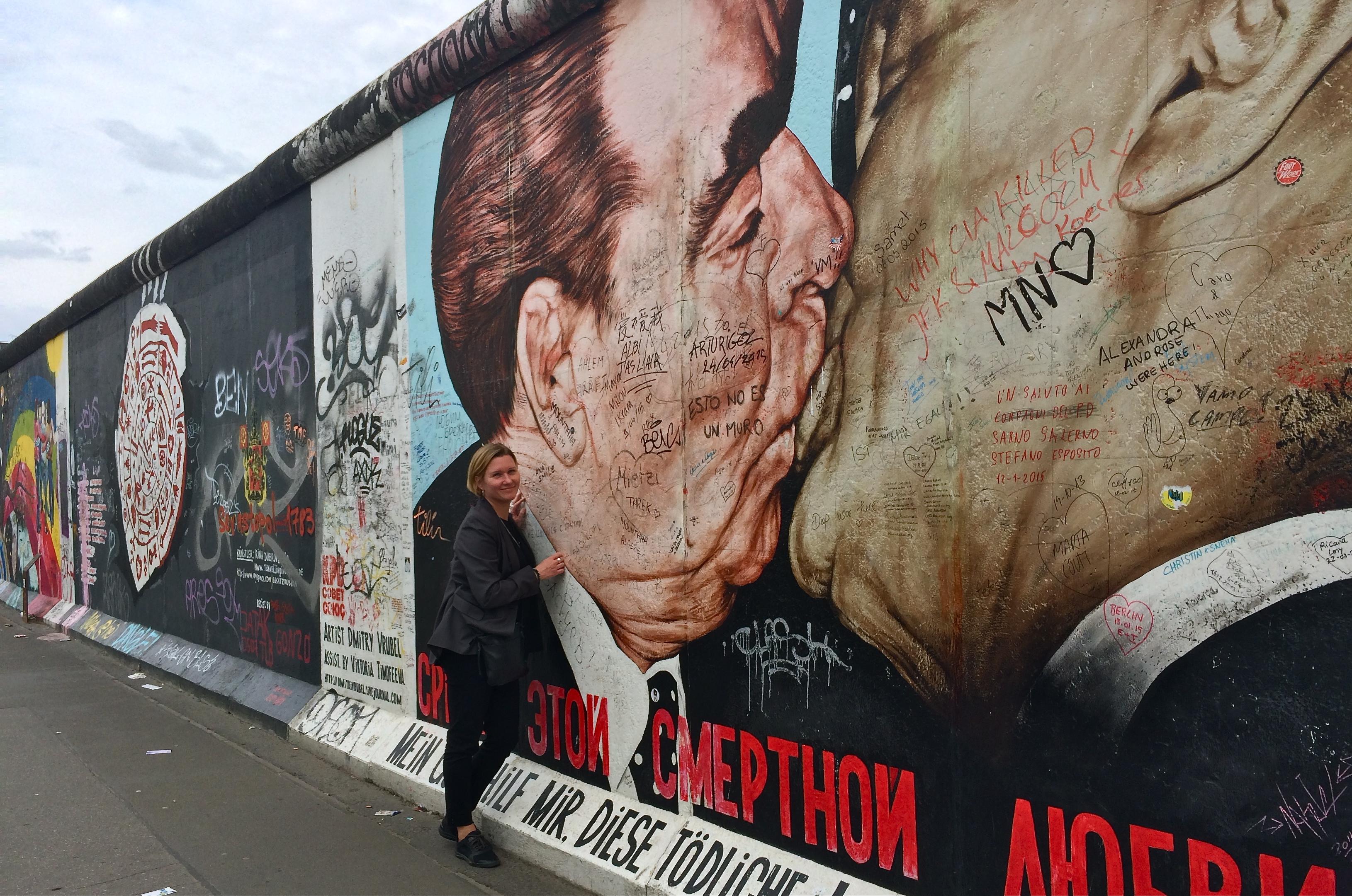 Den tyska muren