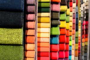 Skipper Furniture, tidigare Nelo, Knislinge, utvecklar och tillverkar möbler i många tyger och färger. Foto: Björn Solfors