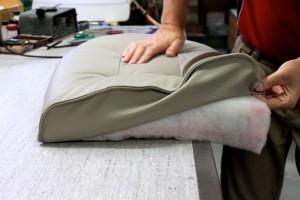 Skipper Furniture, tidigare Nelo, Knislinge, utvecklar och tillverkar möbler. Foto: Björn Solfors